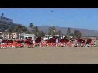 Пуэрто-Рико, Испания: Maspalomas Beach, Gran Canaria