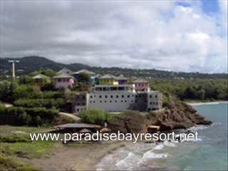 Saint David Parish, Grenada: Beach walk from Paradise Bay to Marlmount is a wonderful experience