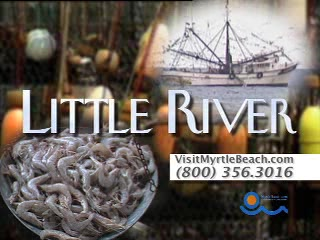 Pantai Carolina Selatan, Carolina Selatan: Little River South Carolina