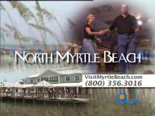 Pantai Carolina Selatan, Carolina Selatan: North Myrtle Beach South Carolina