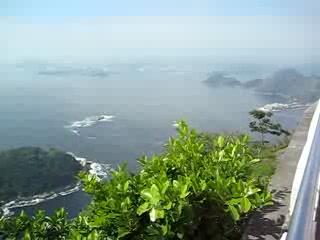 Rio de Janeiro, RJ: View from Sugarloaf