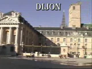 The Ducal Palace in Dijon