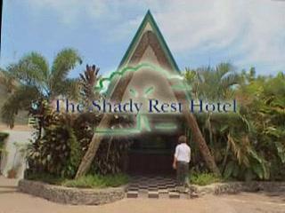 Port Moresby, Papua New Guinea: Shady Rest Hotel
