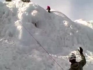 Learning to Ice Climb