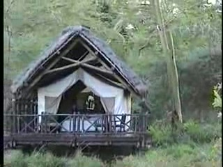Tsavo National Park West, Kenia: Finch Hattons Tented Camp