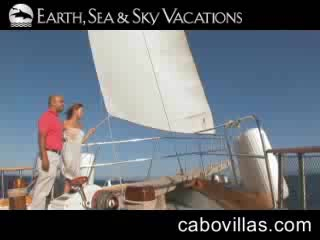 Marquis Los Cabos All-Inclusive Resort & Spa: Marquis Los Cabos 75-foot schooner, 'Tu Enamorado.'