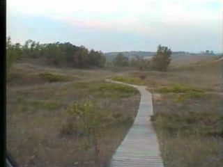 A Walk to the Sleeping Bear Dune