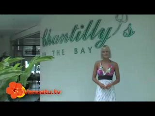 Chantilly's on the Bay: Vanuatu : Chantillys on the bay