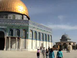 Video from top of Temple Mount