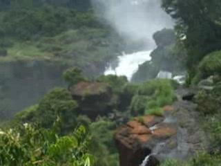 Foz do Iguacu, PR: Iguassu Falls 002