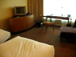 Grand Hyatt Melbourne Hotel Room