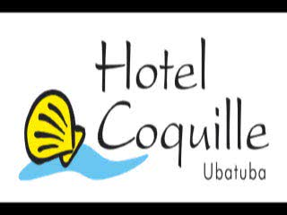 Hotel Coquille - Ubatuba: Hotel Coquille Aerial View