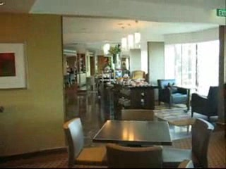 Grand Hyatt Melbourne: Grand Club Lounge at the Grand Hyatt