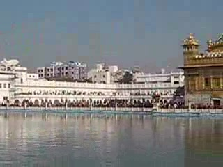 Амритсар, Индия: Golden Temple of Amritsar