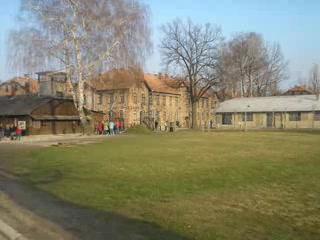 Oswiecim, Polonya: aushwitz birkenau