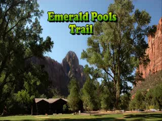 Utah : Zion Emerald Pools Trail