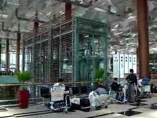 Singapur: Singapore Changi Airport Terminal 3