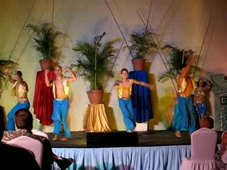 Hyatt Ziva Cancun : International Show