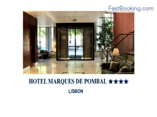 Fastbooking.com presents Marques De Pombal Hotel, Lisbon, Portugal