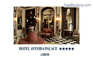 Fastbooking.com presents Avenida Palace, Lisbon, Portugal