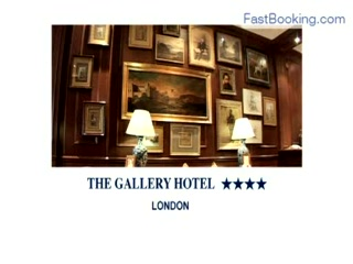 Fastbooking.com presents Gallery Hotel, London, UK