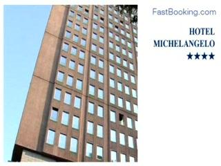 Michelangelo Hotel: Fastbooking.com presents Hotel Michelangelo Milano, Milan, Italy