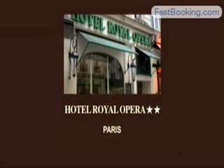 Fastbooking.com presents Hotel Royal Opera, Paris, France