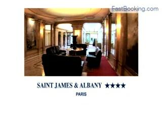 Saint James Albany Hotel-Spa : Fastbooking.com presents Saint James  and  Albany Hotel Spa, Paris