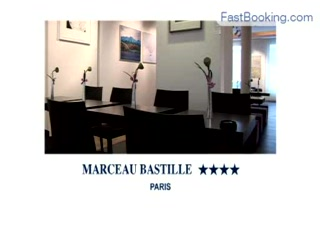 Fastbooking.com presents Hotel Marceau Bastille, Paris, France