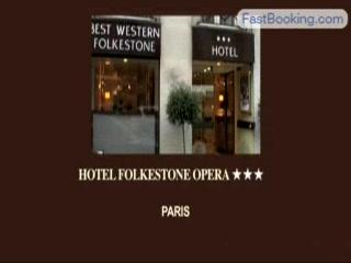 Best Western Hotel Folkestone Opera: Fastbooking.com presents Hotel Folkestone Opera, Paris, France