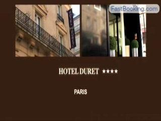 Fastbooking.com presents Hotel Duret, Paris, France