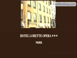 Hotel Lorette - Astotel: Fastbooking.com presents Hotel Lorette Opera, Paris, France