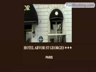 Fastbooking.com presents Hotel Arvor Saint Georges, Paris, France