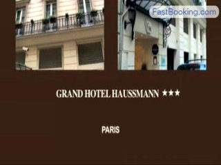 The Chess Hotel: Fastbooking.com presents Grand Hotel Haussmann, Paris, France