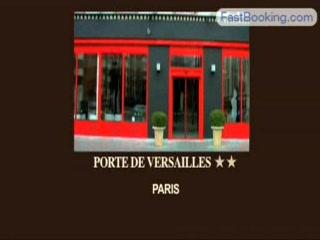 Fastbooking.com presents Hotel Porte de Versailles, Paris, France