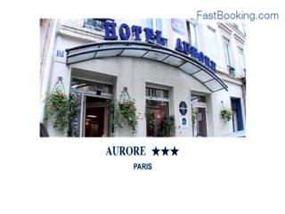 Best Western Aurore: Fastbooking.com presents Hotel Aurore, Paris, France