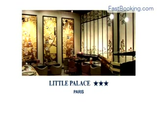 Fastbooking.com presents Little Palace Hotel, Paris, France