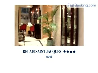 ‪لو ريلا سان جاك هوتل: Fastbooking.com presents Relais Saint Jacques, Paris, France‬