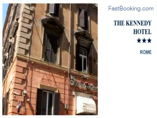 Fastbooking.com presents The Kennedy Hotel, Rome, Italy