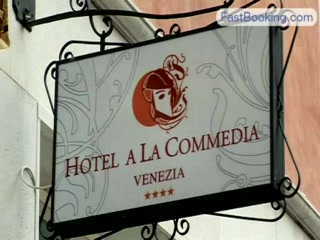 Fastbooking.com presents Hotel a la Commedia, Venice, Italy
