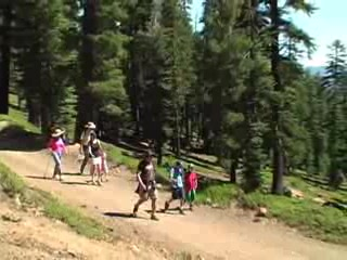 Lake Tahoe, Kalifornien: The North Tahoe Minute Video - Mid May, 2008