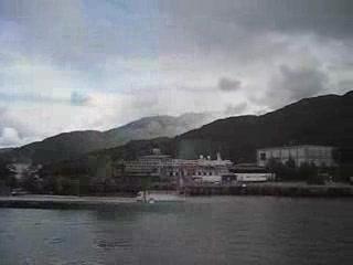 Flaggruten...Stavanger to Bergen