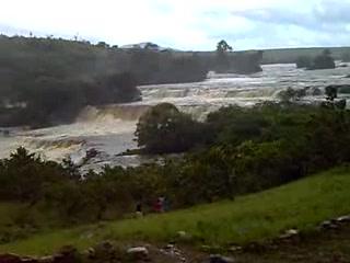 Guyane : Orinduik Falls  Guyana