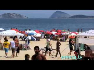 Rio de Janeiro, RJ: Ipanema Beach