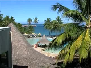 Faa'a, French Polynesia: Intercontinental Hotel, Papeete, Tahiti
