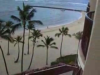 Hilton Hawaiian Village Waikiki Beach Resort: Room with a view