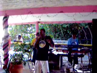 West End Village, Anguilla: Darrel & Musical Brothers @ Smokeys