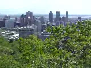 Montreal, Canadá: Vue de la ville 3