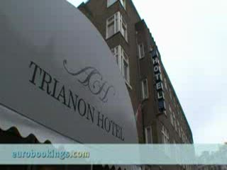 Video clip of Hotel Ach Trianon Amsterdam Provided by Eurobookings.com