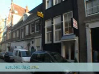 Amsterdam Downtown Hotel: Video clip of Hotel Amsterdam Downtown Provided by Eurobookings.com